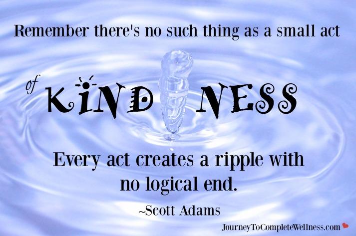 kindness ripple jtcw